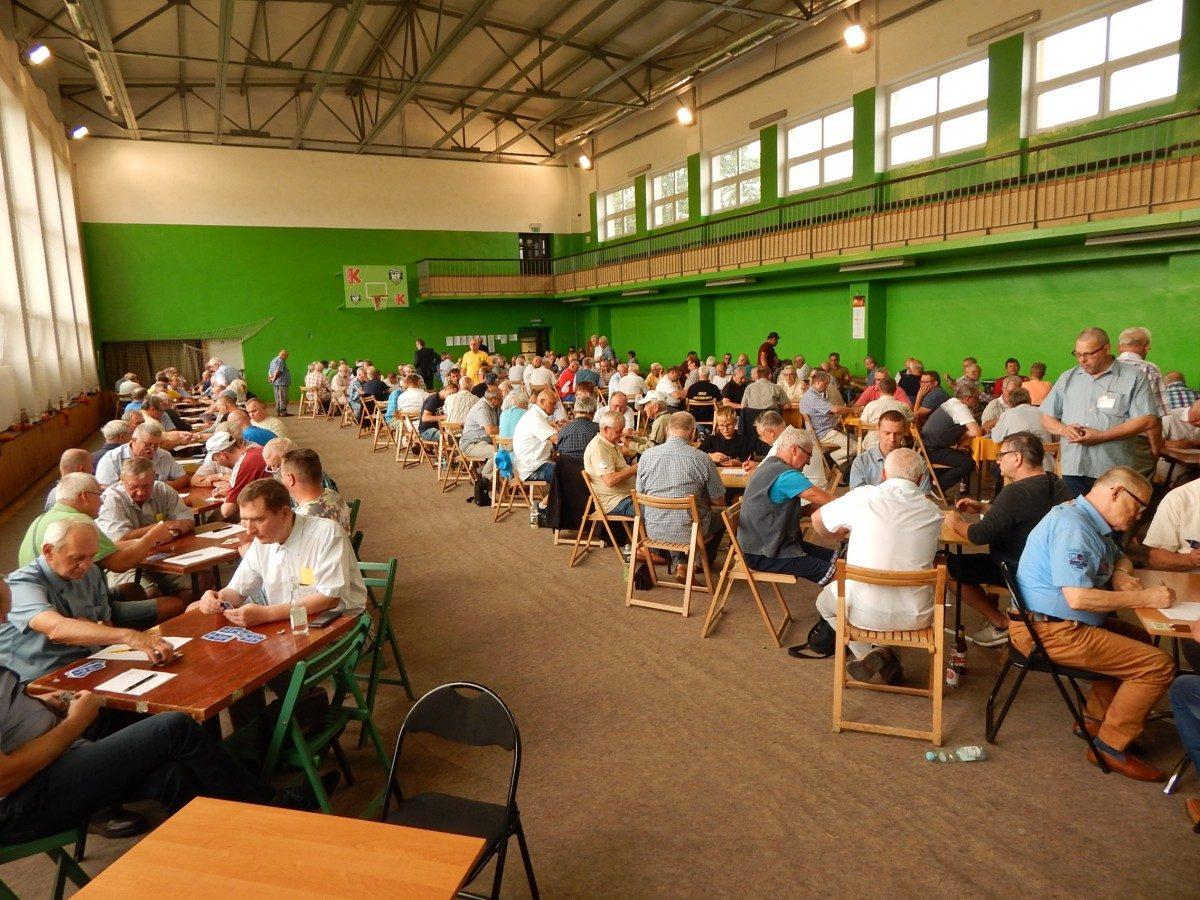 Turniej skata w Miasteczku Śląskim